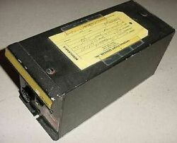 064-1007-02 King Avionics Krt-960a Aircraft Radio Telephone With Serviceable Tag