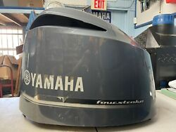 Yamaha Outboard Four Stroke F350 Hp Top Cowling - Stock 9250