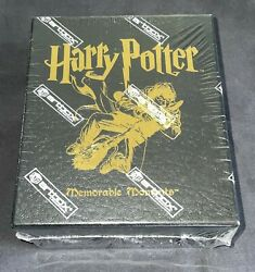 Harry Potter Trading Cards - Memorable Moments Hobby Box - Factory Sealed Artbox