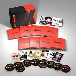 Stanley Kubrick Limited Edition Film Collection Uk Import Blu-ray New