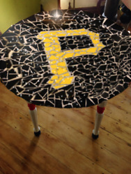 Pittsburgh Pirates Tile Table