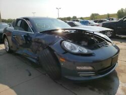 Driver Front Knee With Air Suspension Fits 10-16 Porsche Panamera 1234566