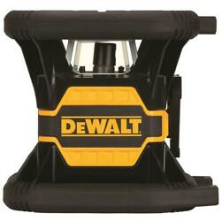 Dewalt Dw080lrs 20v Max Tool Connect Red Tough Rotary Laser