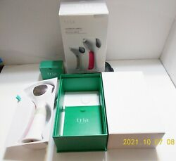 Tria Beauty Permanent Laser Hair Removal 4x System Fda Approved Color Pink