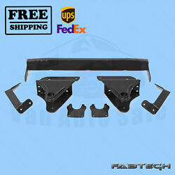 3.5 Front Spring Hanger Syst W/ Shocks Fabtech For Ford Excursion 4wd 2000-05