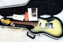 Fender Japan Mustang Mg70 Atg Color Antigua Out Of Catalog Limited Editions