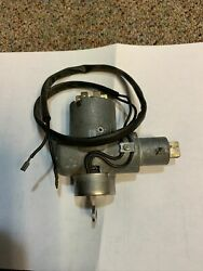 Vintage Sipea Ignition Switch Made In Italy Alfa Romeo Fiat Etc. W/ Key