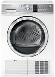 Fisher And Paykel De4024p1 Series 7 24 Electric Dryer With 4.0 Cu. Ft. Capacity
