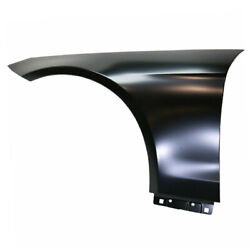 10-17 Benz E-class Convertible And Coupe Front Fender Quarter Aluminum Driver Side