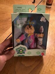 1995 Cabbage Patch Kid Shalene Rosie Baby Collectible Nwb