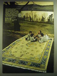 1974 Pande, Cameron Cathay Rug Ad - How's This For Giving Your Ho-hum, Hum-drum