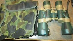 Vintage Russia Military 20x50 Binoculars Made In Russia