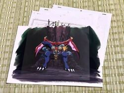 At That Time Beast Wars Neo Super Lifeform Transformers Magmatron Cels Vide