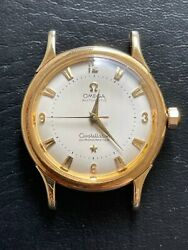 Omega Constellation Ref2652 14k Solid Gold Cal.354 In Very Good Condition.