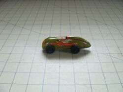 Vintage Automatic Toy Company Metal Captain Marvel Wind Up Car