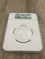 2020-p American Samoa Park 5 Oz Silver Atb - Ngc Sp70 First Releases Lowest Pop