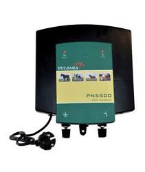 Pn5500 230v Power Supply For Fences Up To 4 Km For Horses Dogs And Farm Animals