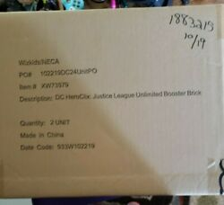 Heroclix Dc Justice League Unlimited Sealed Case 2 Full Bricks Brand New