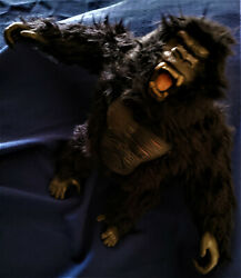 12 King Kong Plush Toy 2005 Playmate Toys No Working Sound Effects