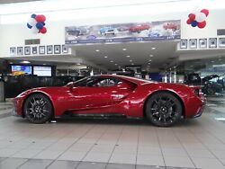 2019 Ford Ford Gt 2019 Ford Gt Rare Liquid Red Tri-coat Only 8.7 Miles
