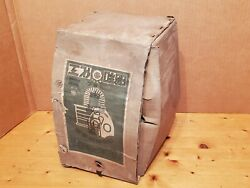 Antique Japanese Gas Mask - In Box - Very Old - Fair Condition - See Photos