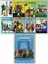The Middle Complete Series Seasons 1-9 27 Disc Dvd Set New And Sealed Free