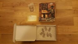 Dead Manand039s Hand Outlaws Great Escape Games And Metal Diecast Figures And Bases