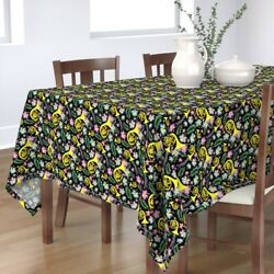 Tablecloth French Horn Musical Instruments Brass Instruments Jazz Cotton Sateen
