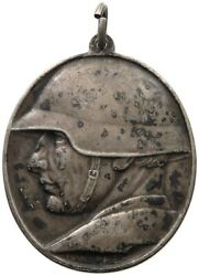 Switzerland Silver Medal 1918 Support Of Soldiers T161 153