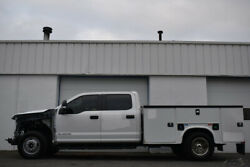 2020 Ford F-350 Xl Utility Truck Repairable Rebuildable Salvage Lot Runs Great Project Builder Fixer Ez Fix Save