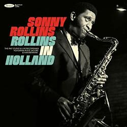 Sonny Rollins-rollins In Holland The 1967 Studio And Live R Uk Import Vinyl New