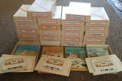 Vintage Ladybird Series 606d Tapes And Books Sets Rare Read Along Well Loved...