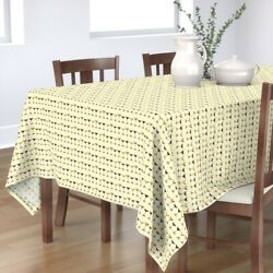 Tablecloth Drinks Wine Glasses Wine Classy Drinking Alcohol Party Cotton Sateen