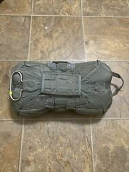 2011 Dated T10r T-10r Reserve Parachute Container Canopy Airborne Airworthy Nice