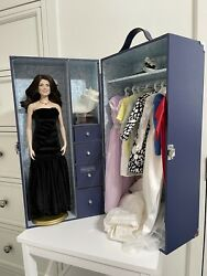 Princess Kate Franklin Mint Diana Trunk Outfits Accessories Catherine Ooak