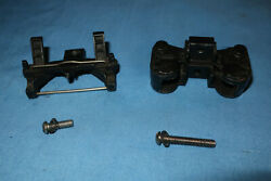 American Flyer Switcher Locomotive Cowcatcher And Steam-chest For 342 343