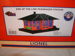 Lionel 2029040 Halloween End Of The Line Passenger Station O-27 Mib 2020 New Pep