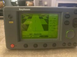 Raymarine Raytheon Rn300 E32017 Gps Seatalk Repeater W/ Cover And Cable