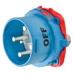 Meltric 63-98047-a155 63-98047-a155 Inlet With No Lockout Hole
