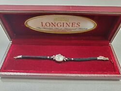 Longines Vintage Womens Watchneeds Service As Is