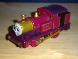 Lady Thomas And Friends Trackmaster Motorized Train Tank Engine Tomy Works