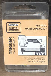 Bostitch Stv2 Trigger Valve Assembly Stanley For Contact Trip Models Only Nip