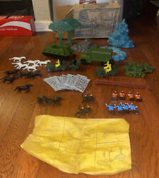 Ultra Rare Holy Grail 1967 Planet Of The Apes Vintage Apjac Toy Playset 1975