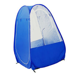 Pop Up Beach Tent Portable Sun Shade Shelter Outdoor Camping Fishing Blue
