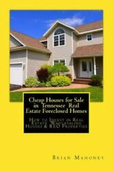 Cheap Houses For Sale In Tennessee Real Estate Foreclosed Homes How To Inve...