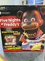 Five Nights At Freddyand039s Steal The Pizza If You Dare Game Excellent Condition