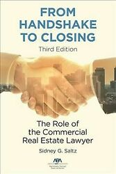 From Handshake To Closing The Role Of The Commercial Real Estate Lawyer Pa...