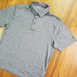 Under Armour Heat Gear Loose Fit Sz Large Hennessy Branded Liquor Promo