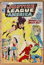 Justice League Of America 23 Vg 4.0 1963