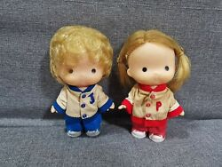 Vintage Rubber Sanrio Jimmy And Patty Japan Doll 6